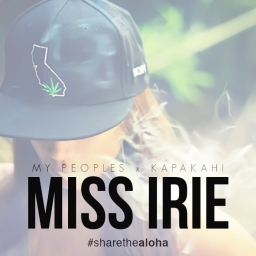 "NEW ""Miss Irie"" Single"